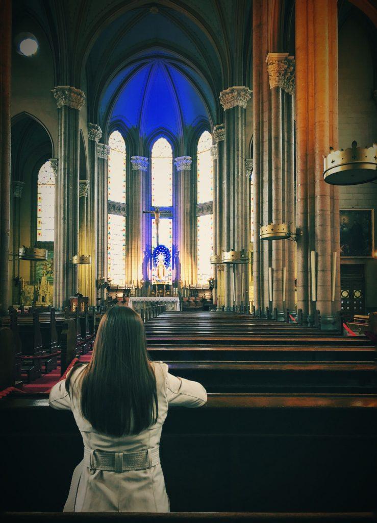 Jumalanpalvelus Netissä